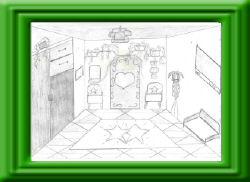 Спальня Здоровой Ольги (9 класс)