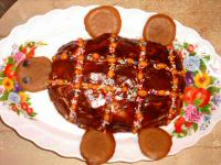 """Торт """"Черепаха"""""""